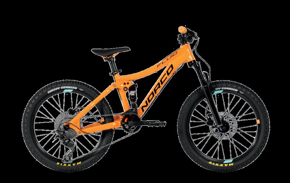 "Norco Fluid 20"" Mountain Bike"