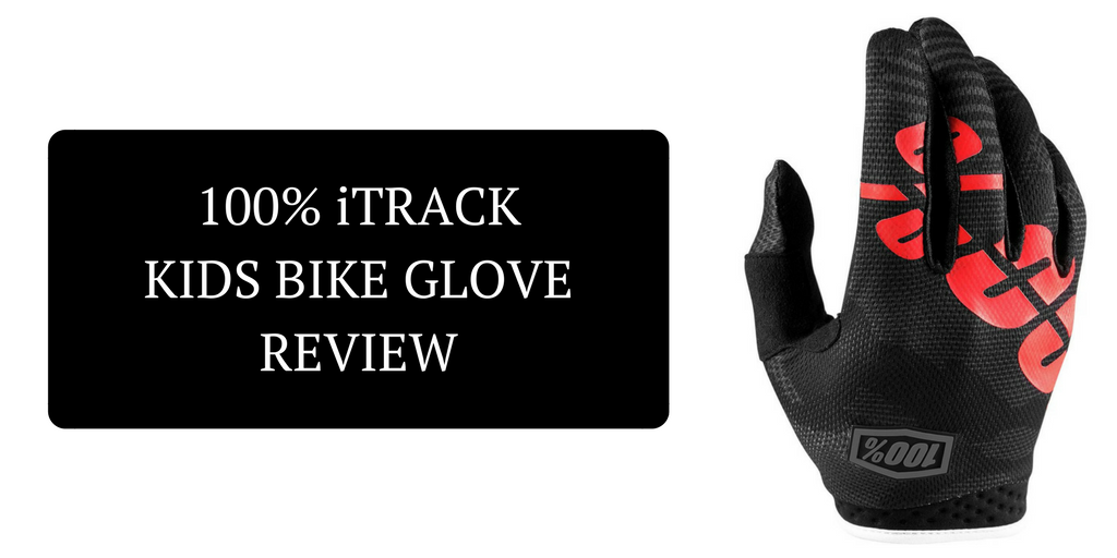 100% itrack glove review