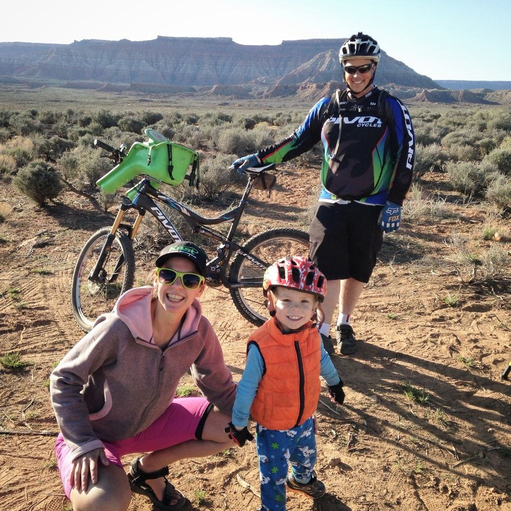 Dispatch From The Trail Mountain Biking Flaming Gorge Curt Gowdy