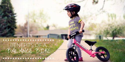 Benefits of a Balance Bike