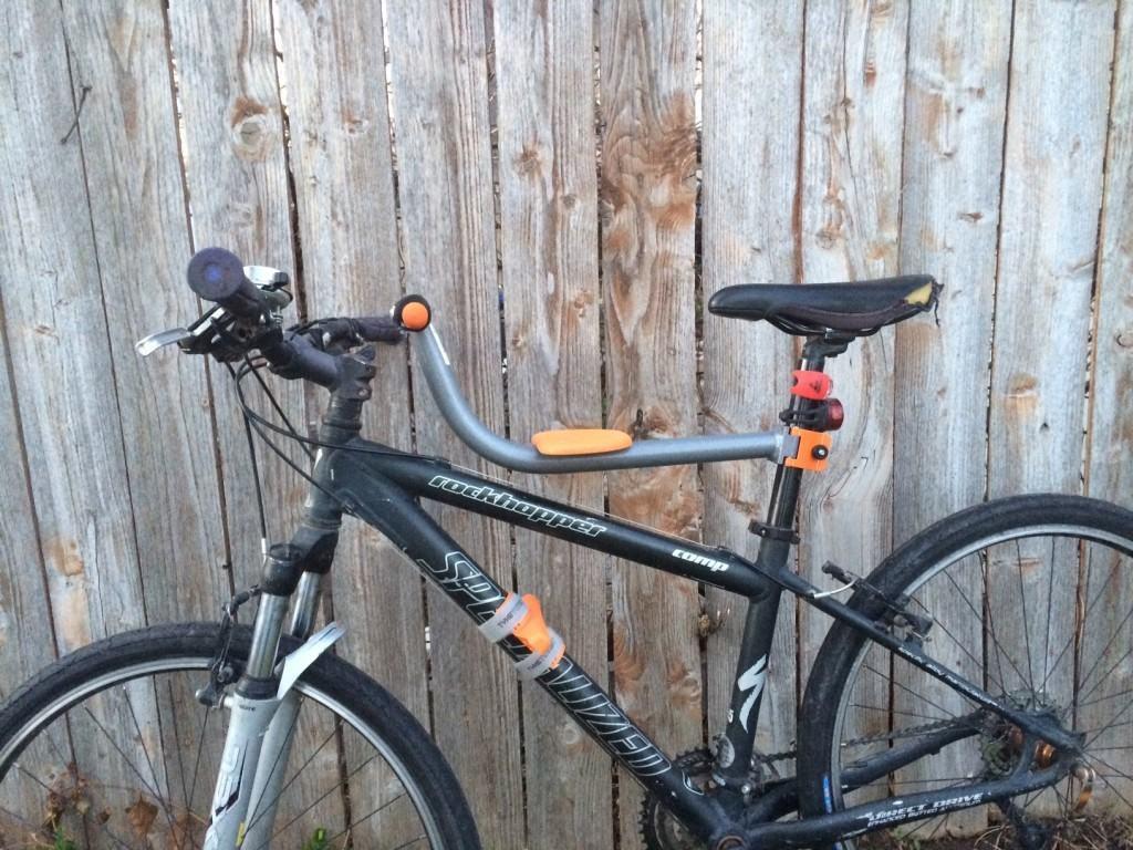 Tyke Toter Bike Seat