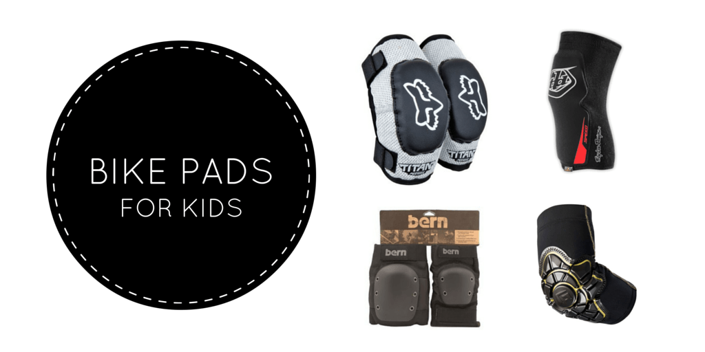 Bike Pads for Kids
