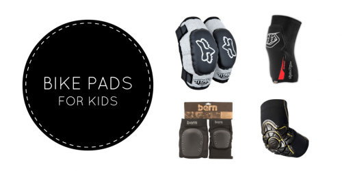 Bike Pads for Kids