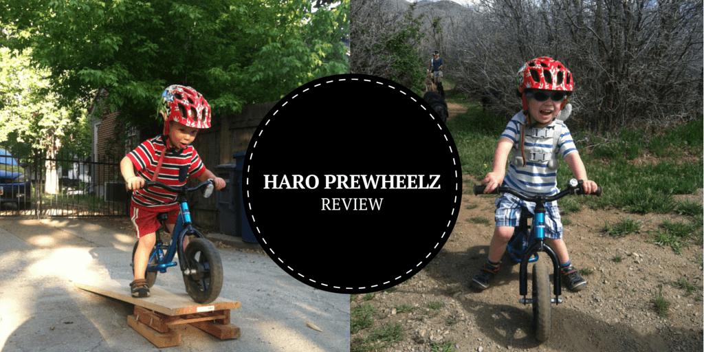 Haro Prewheelz Review