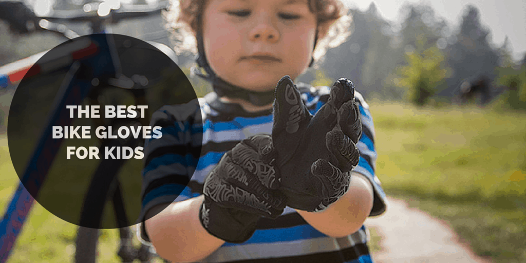 Kid Boy Half-fingered Glove Riding Cycling Glove for Outdoor Cycling Protector