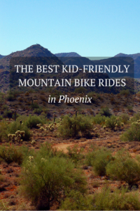 Best Kid-Friendly Mountain Bike Rides in Phoenix