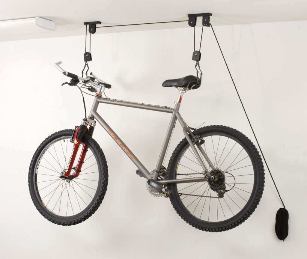 6 Creative Bike Storage Solutions - Rascal Rides
