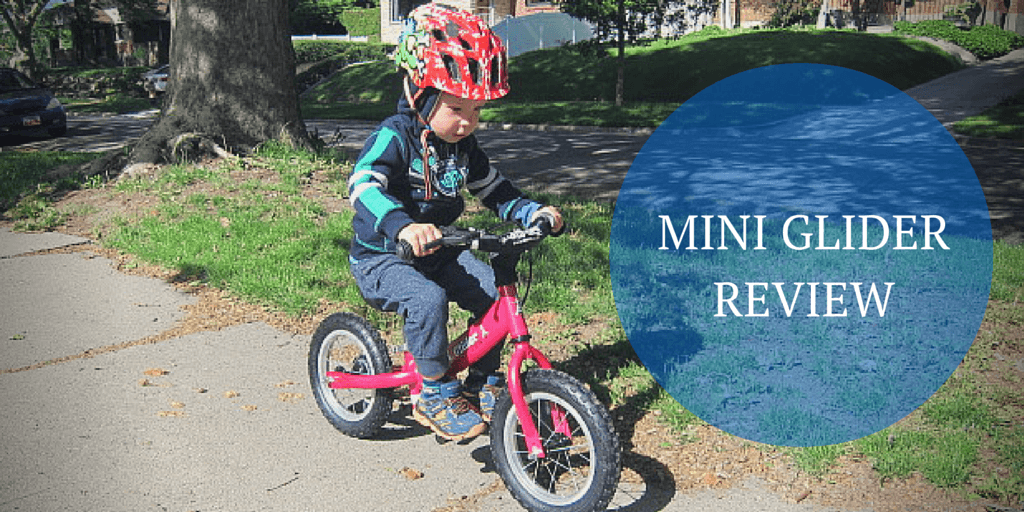 "Glide Bikes Mini Glider 12"" Balance Bike Review"