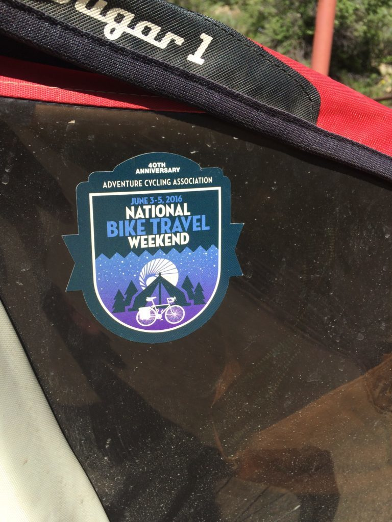 National Bike Travel Weekend