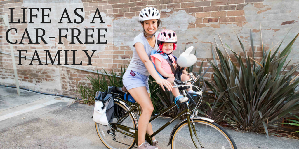 Life as a Car Free Family