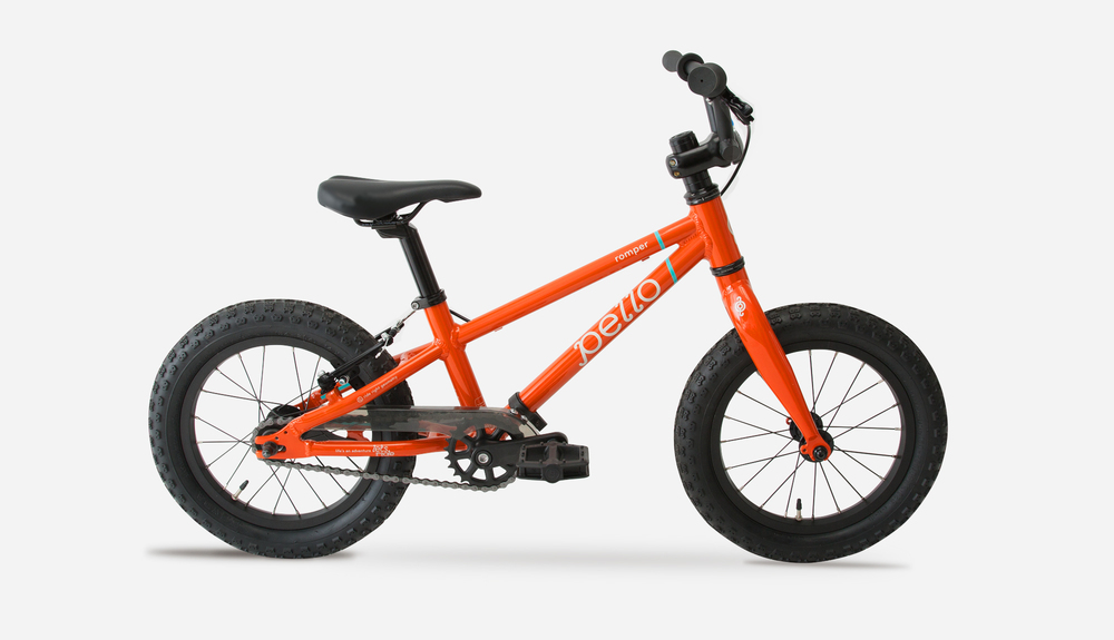 "Pello Romper 14"" Kids Pedal Bike"