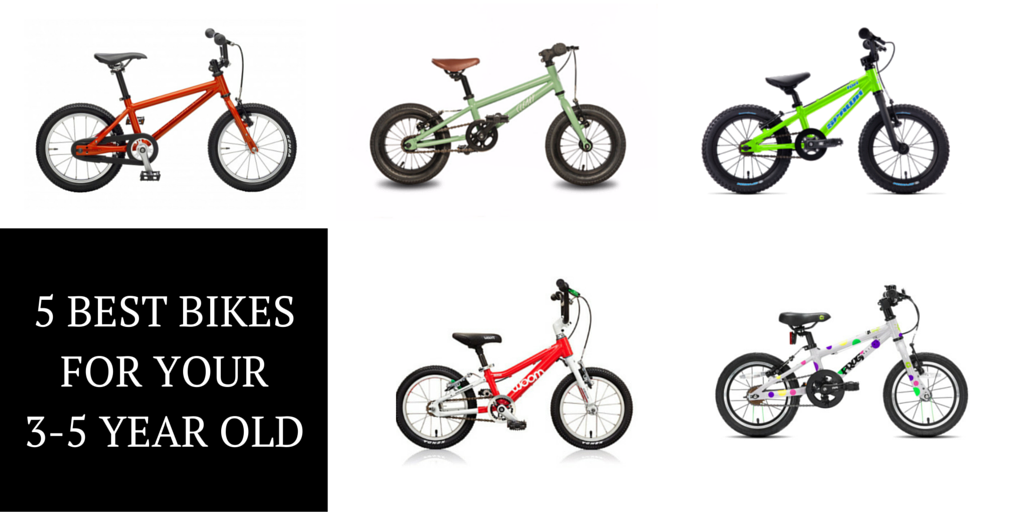 d25725aa7ae 5 Best Bikes for Your 3 to 5 Year Old: A Guide to 12 Inch and 14 ...