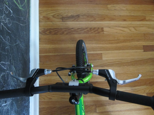 Dual hand brakes