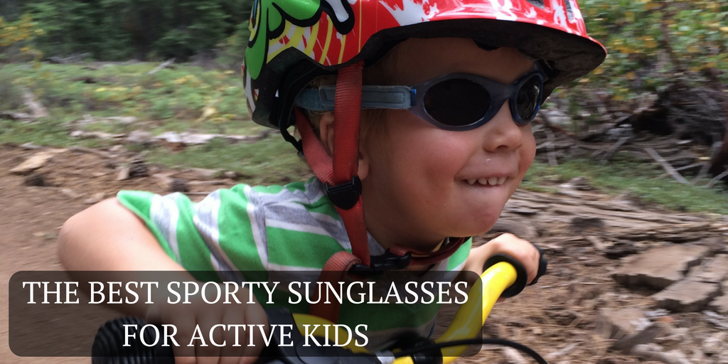 The Best Sporty Sunglasses for Active Kids