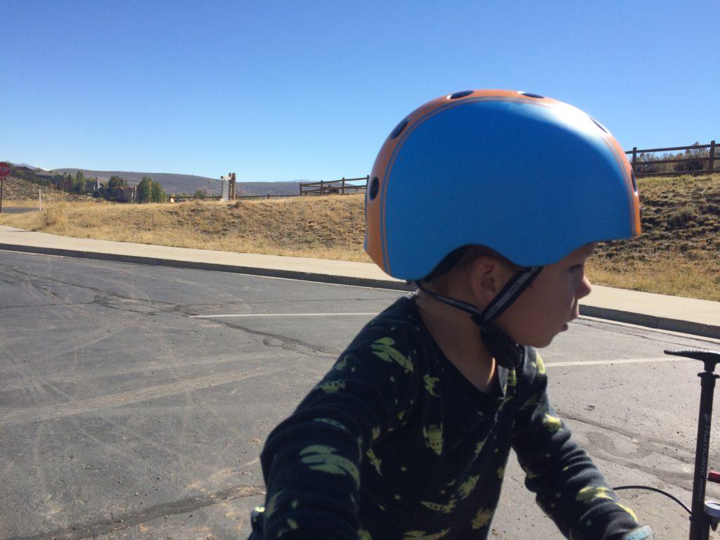 Melon Helmet Fit
