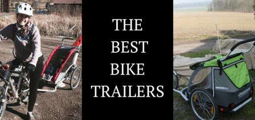 The Best Child Bike Trailers