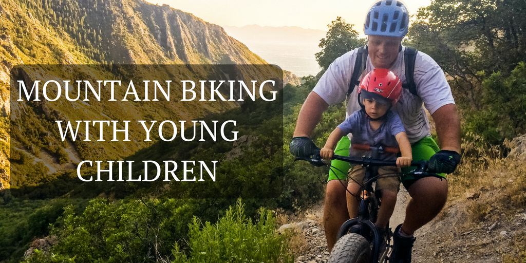 Mountain Biking with Young Children