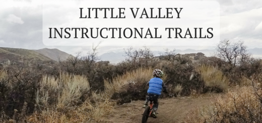 Little Valley Instructional Trails