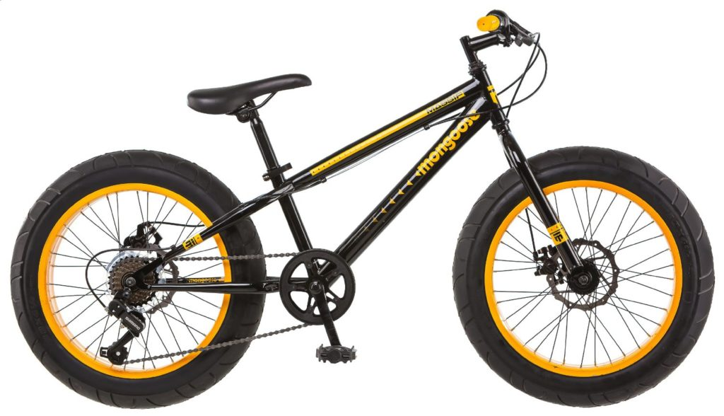 Mongoose Massif Kids Fat Bike