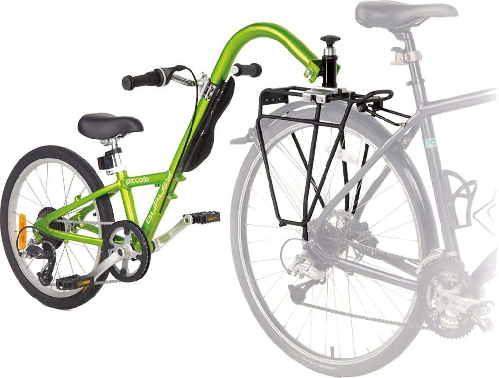 Burley Piccolo Trailer-Cycle
