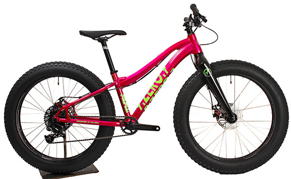 907 squall kids fat bike