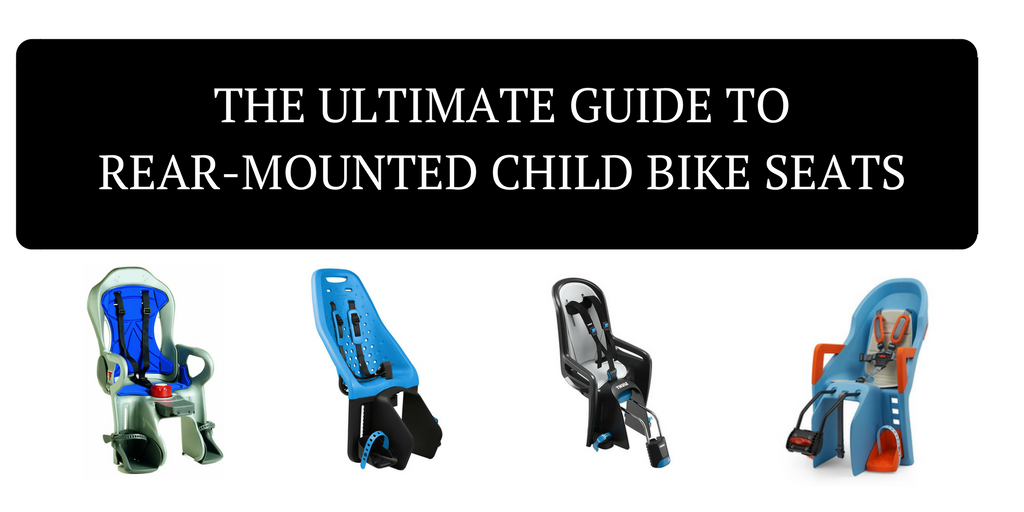 Rear-Mounted Child Bike Seats