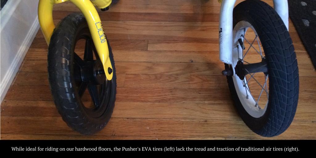 Eastern Bikes Pusher Balance Bike EVA Tires