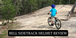 Bell Sidetrack Kids Bike Helmet Review