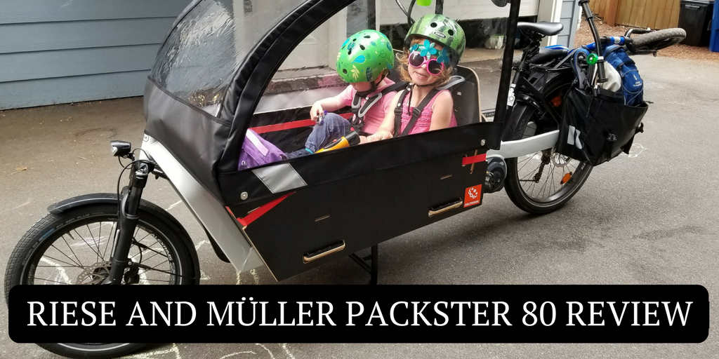 Riese and Müller Packster 80 Review