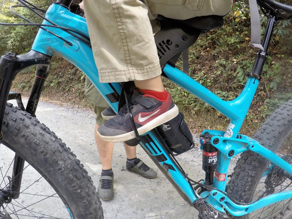 Do Little Bike Seat Stirrups