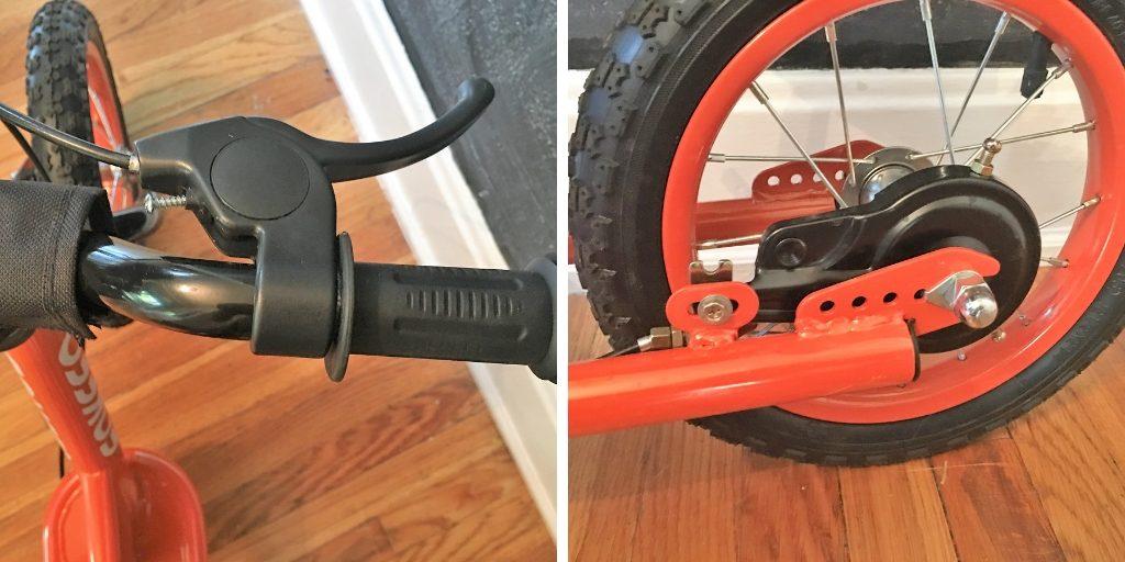 Enkeeo Balance Bike Brakes