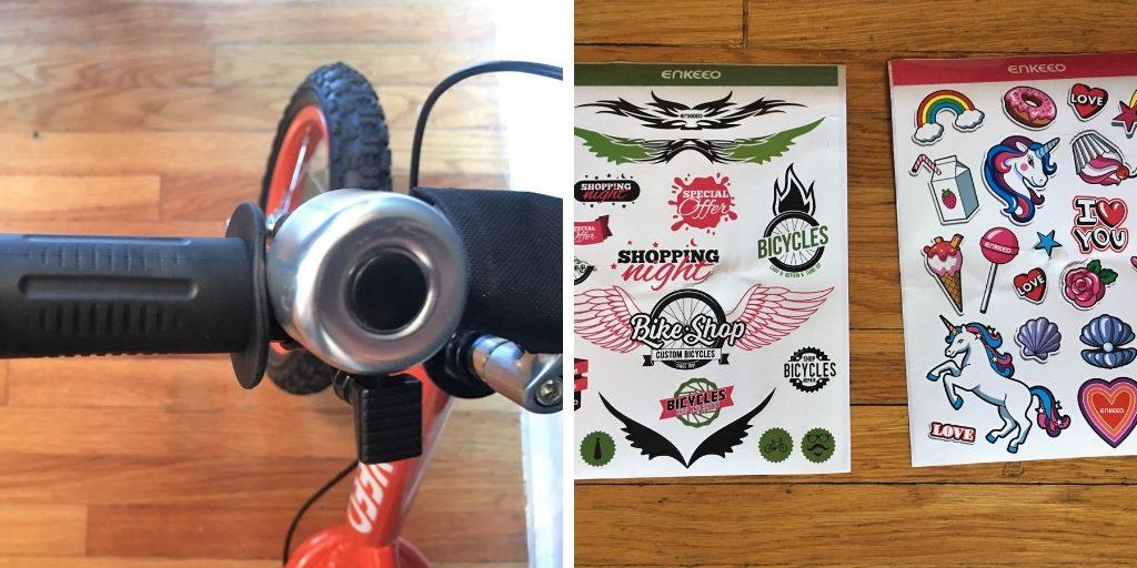 Enkeeo Balance Bike Extras
