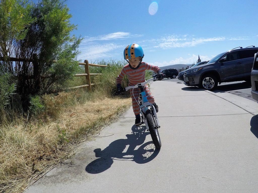 """Stampede Sprinter 16"""" Kids Bike"""