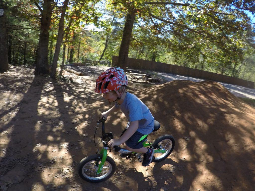Little Big Bike as a pedal bike