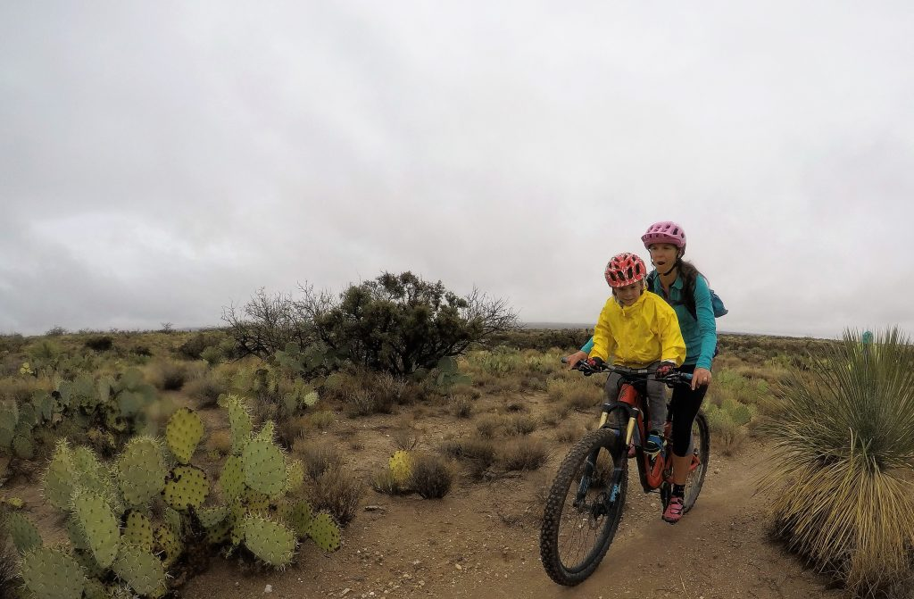 mac骑山地自行车