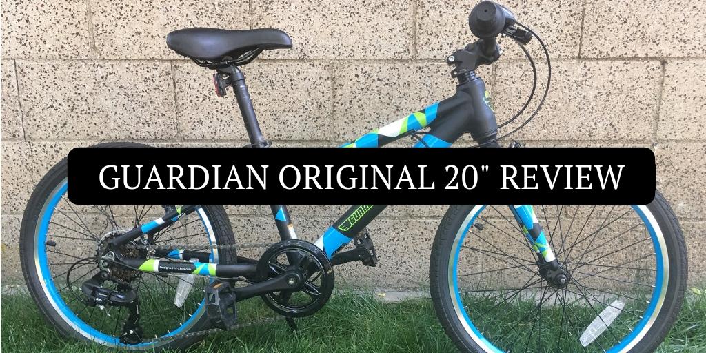 Guardian 20 Inch Kids Bike Review