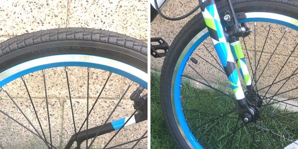 Guardian Kids Bike 20 Inch Wheels and Tires