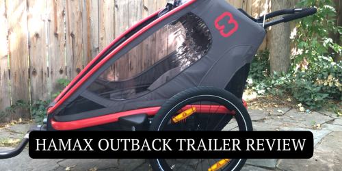 Hamax Outback Bike Trailer Review