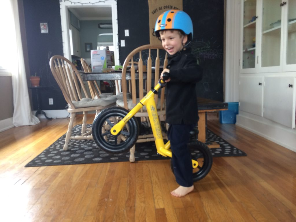 Eastern Bikes Pusher Balance Bike
