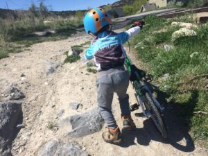 Spindaroos Spin2 Kids Cycling Jersey