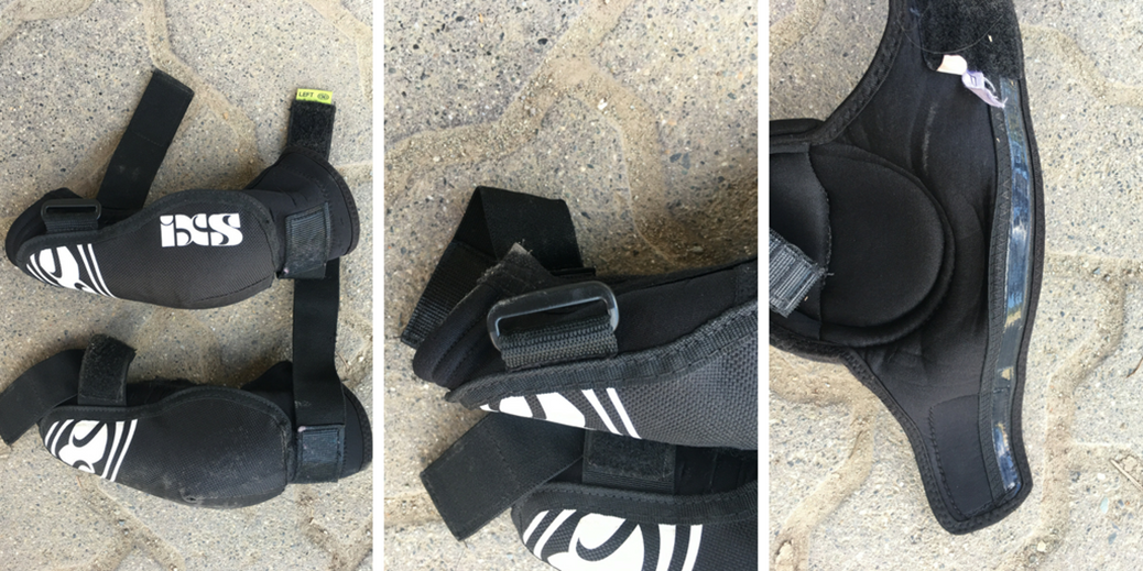 IXS Knee and Elbow Pads