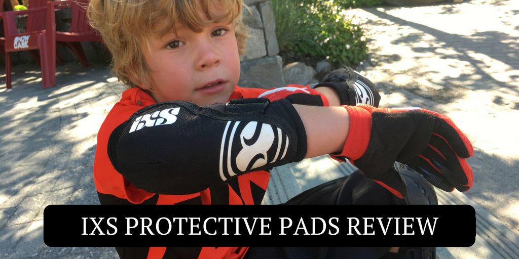 IXS Knee and Elbow pads review