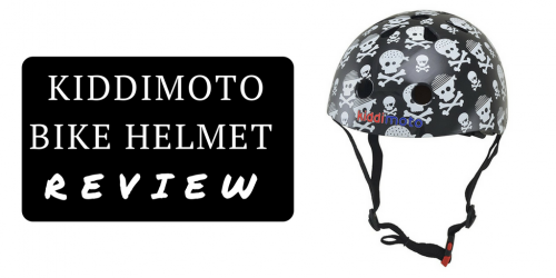 Kiddimoto Helmet Review