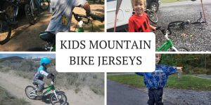 Kids Mountain Bike Jerseys