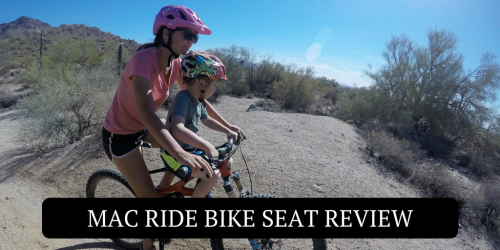 Mac Ride Child Bike Seat Review