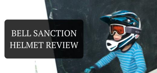 Bell Sanction Helmet Review