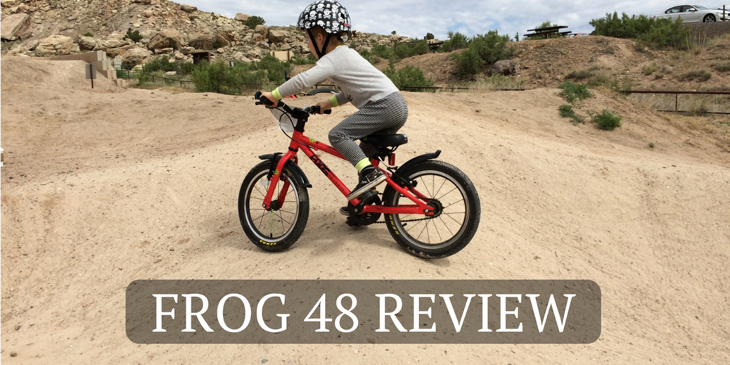 Frog 48 Review
