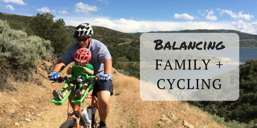 Balancing Family and Cycling