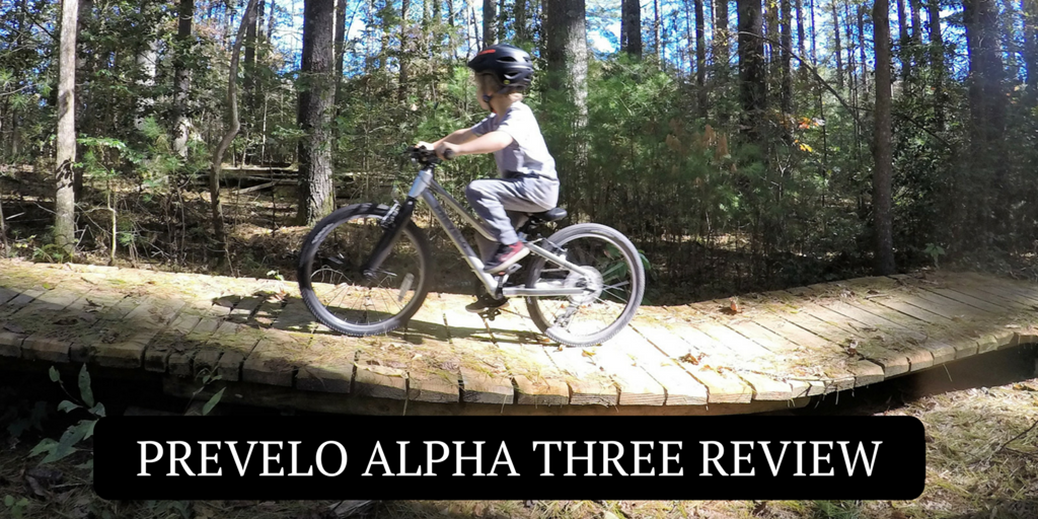 Prevelo Alpha Three Review