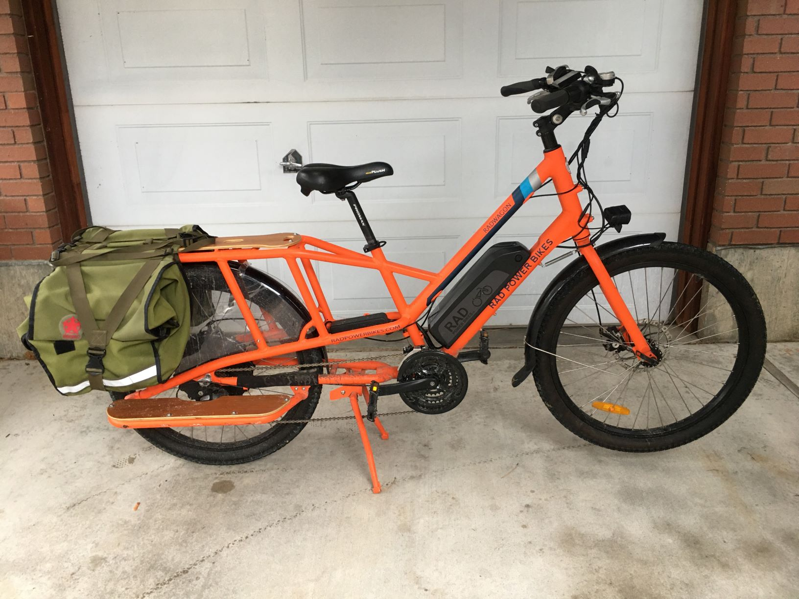 Radpower radwagon review